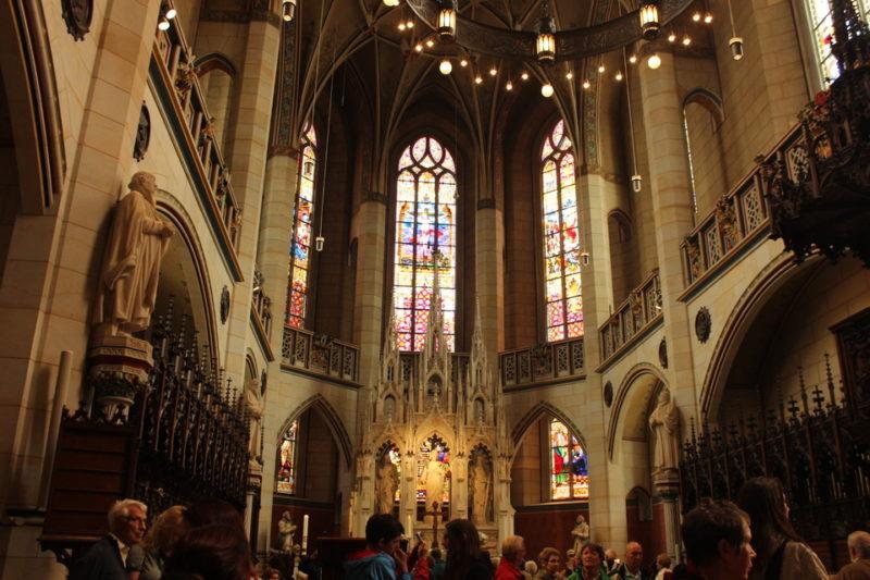 Wittenberg Igreja do Castelo - Agenda Berlim