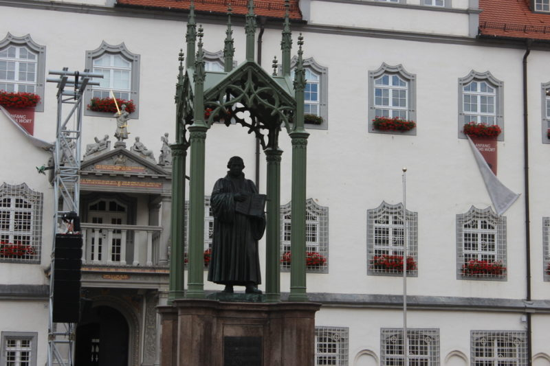 Wittenberg - Prefeitura - Agenda Berlim
