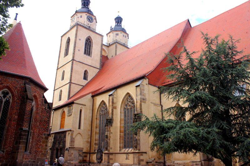 Wittenberg - Stadtkirche - Agenda Berlim
