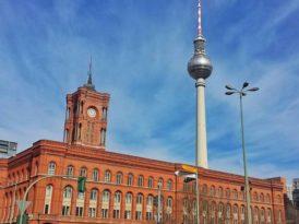 Prefeitura de Berlim: vem ver porque tem tantas na cidade