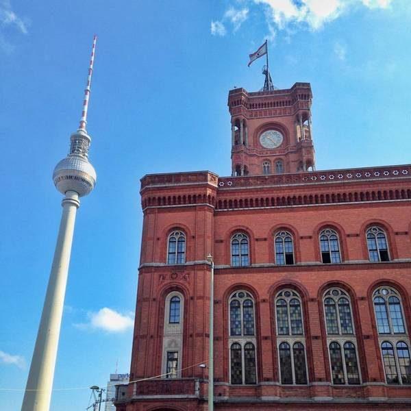 prefeitura de Berlim