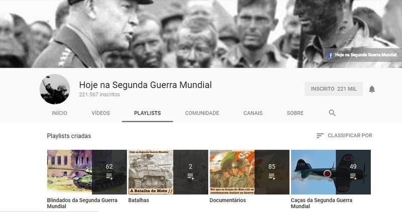 vídeos sobre segunda guerra mundial