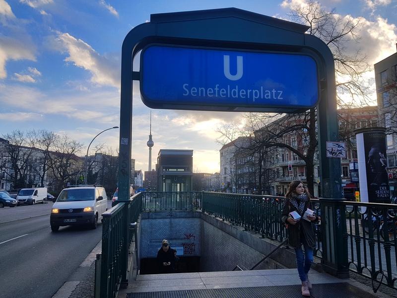 Prenzlauer berg berlim berlin bairros senefelderplatz