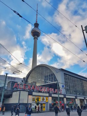 Hotéis na Alexanderplatz em Berlim