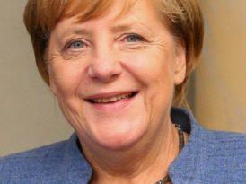 Por conta do Covid-19, partido de Angela Merkel cresce em popularidade